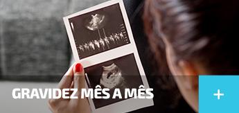 Mães e Bebés - Gravidez mês a mês