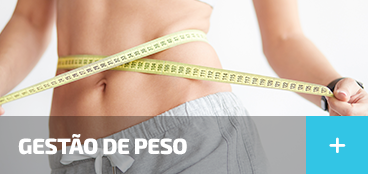 Peso e Nutrição - Gestão de Peso